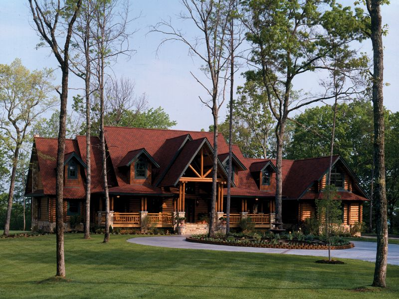 Pin By Brenda Jenkins On Home Plans Log Cabin House Plans Log Home Plans Cabin House Plans