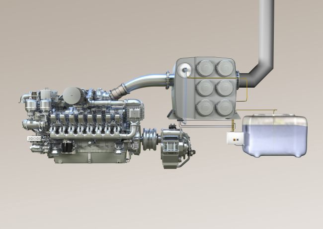 One Of Worlds First Tests Of High-Speed Diesel Engines With SCR Exhaust System To Be Conducted