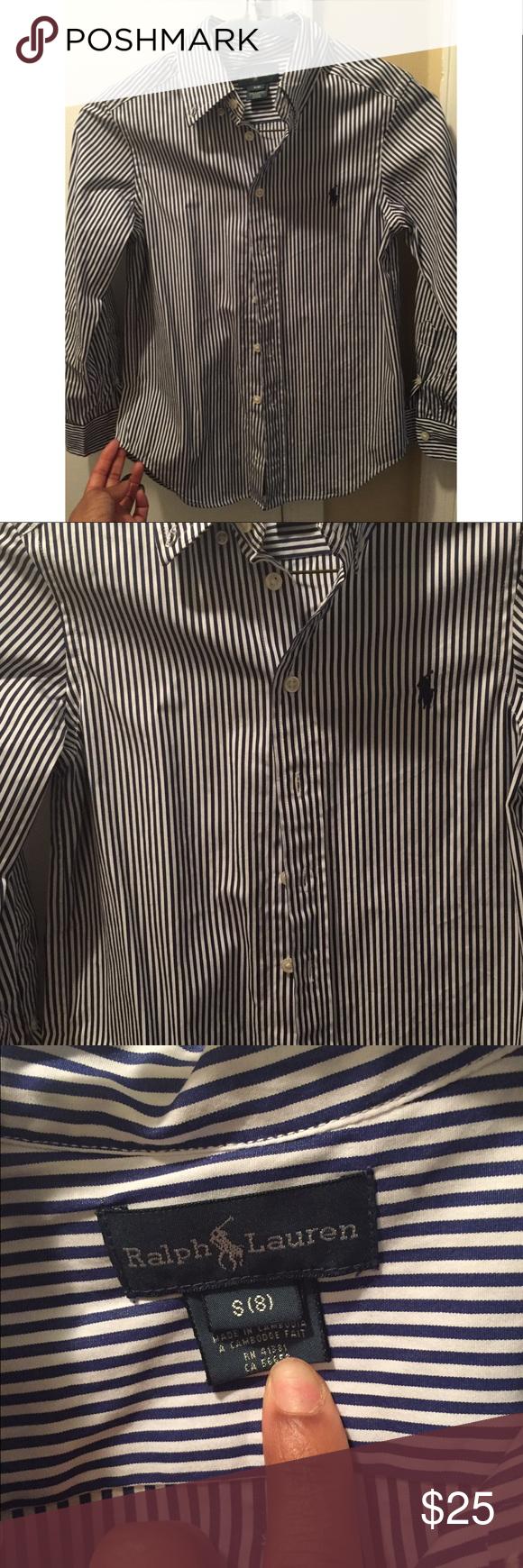 Polo🐎 Ralph Lauren Button Up Causal Shirt NWOT Polo by Ralph Lauren Shirts & Tops Button Down Shirts