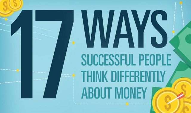 Talking about wealth and money is a sensitive topic for many people. If you are one of them, chances are, you are holding on to negative beliefs that you picked up from those around. Inspired by Secrets of the Millionaire Mind by T. Harv Eker, we created this infographic to help you understand the difference between a successful and unsuccessful mindset.