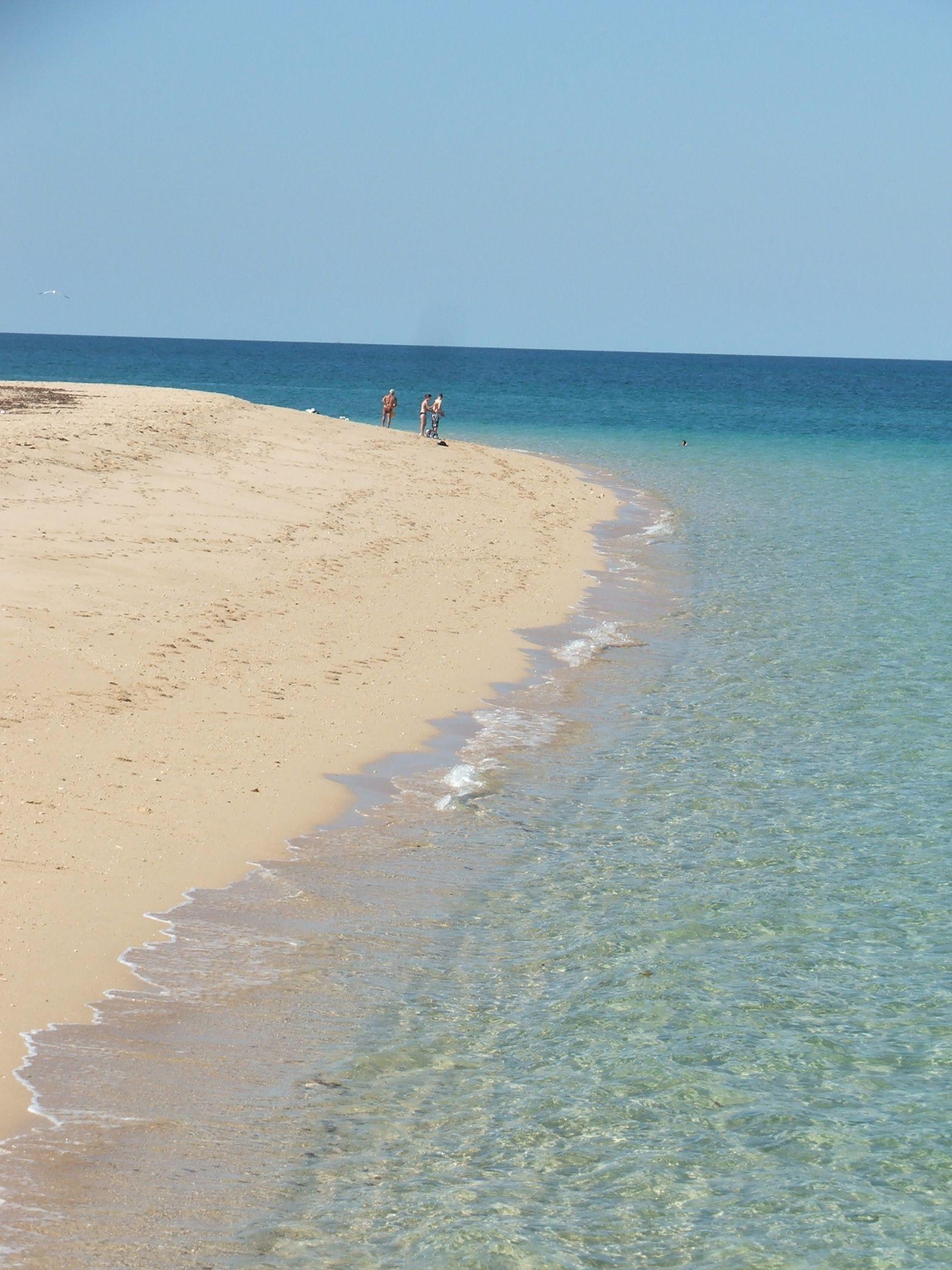Beach Near Exmouth, Western Australia