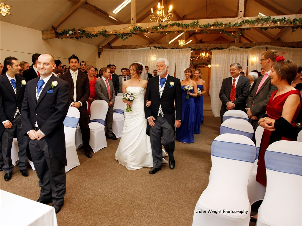 civil ceremony at halstead house near leicester