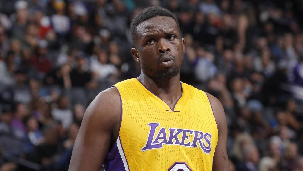 El Segundo Calif Ap The Los Angeles Lakers Waived Forward Luol Deng On Saturday Just Over Two Years After Signing H Luol Deng Los Angeles Lakers Lakers