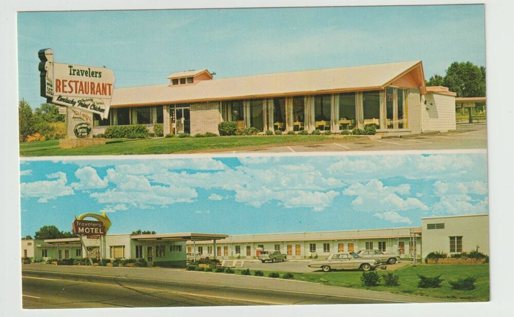 File:The Maryville Motel, U.S. 129 and 411 -- Maryville
