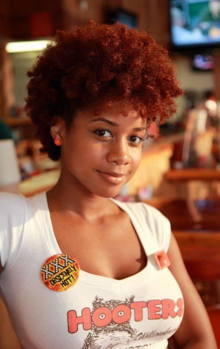 Loving The Color Of Her Afro Toni Of My Natural Sistas
