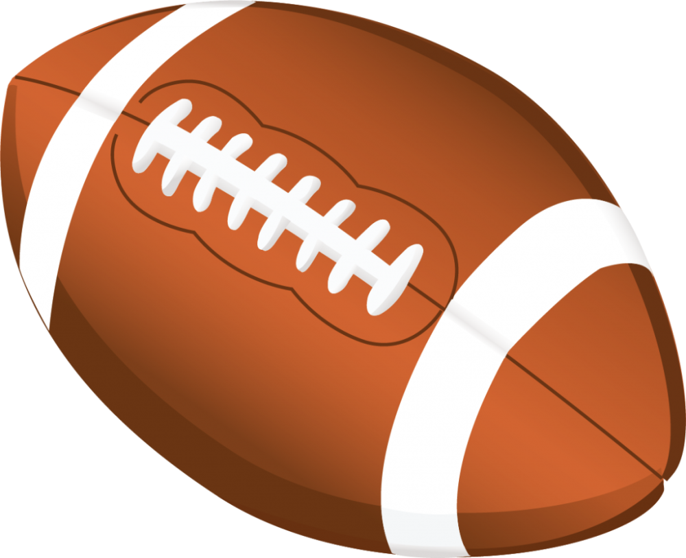 1024x833 Football Clip Art Free Printable Clipart Images