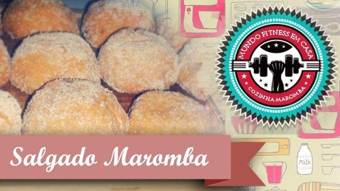 Salgado Maromba    Ingredientes ( 1 salgado): 100 gr de frango  50 gr de couve flor ( ou outro legume, ex: abóbora, abobrinha)  Tempe...