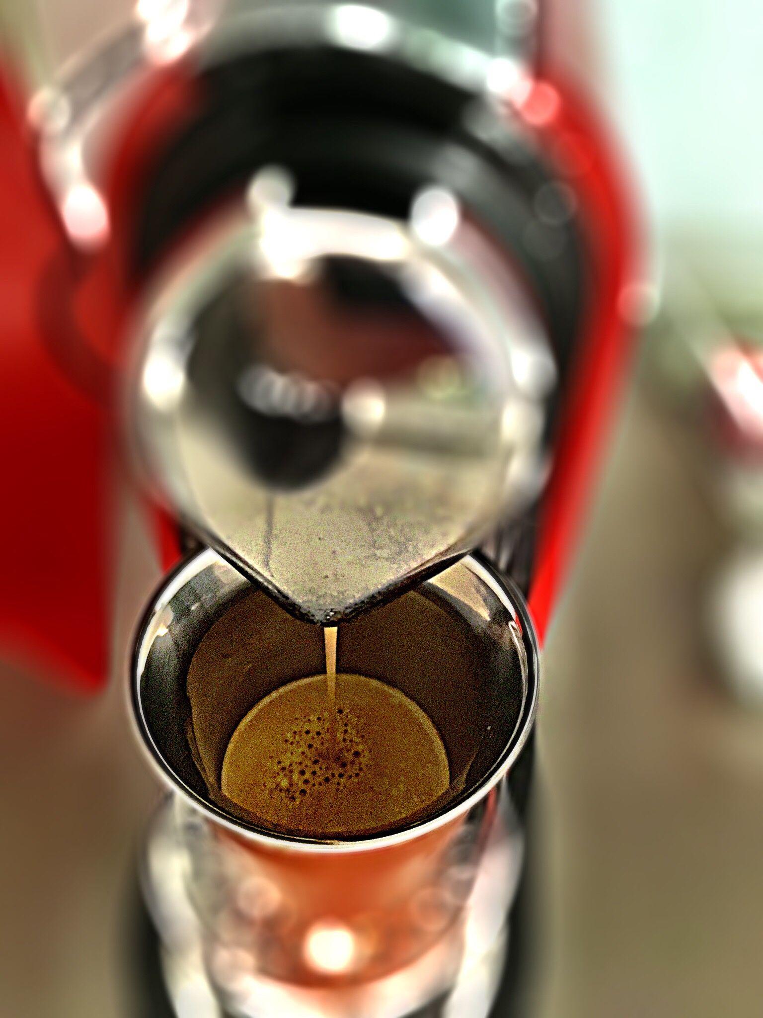 Guten Morgen…frisch auf mit einem #Arpeggio #Kaffee von @Nespresso #whatelse