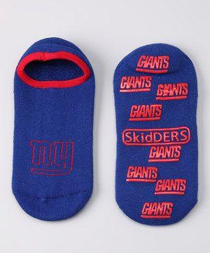 Loving this New York Giants Gripper Socks Women on #zulily  for sale