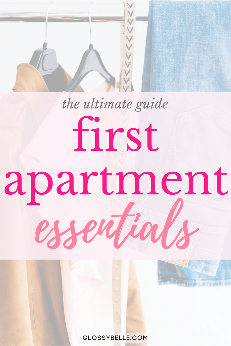 If You Re About To Move Out Into Your First Apartment Here Are The Most Important Essentials Ll Need Be Ready On Own