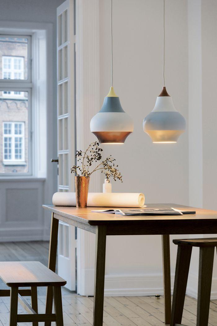 Louis Poulsen\'s Cirque pendant lamps. | DESIGN.LAMP | Pinterest ...