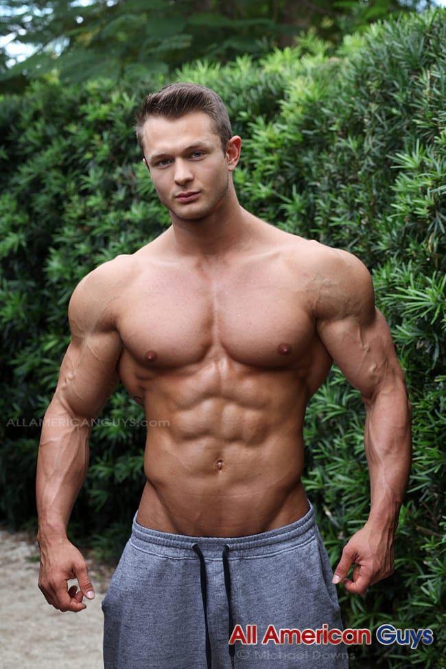 Joey Sullivan Muscle
