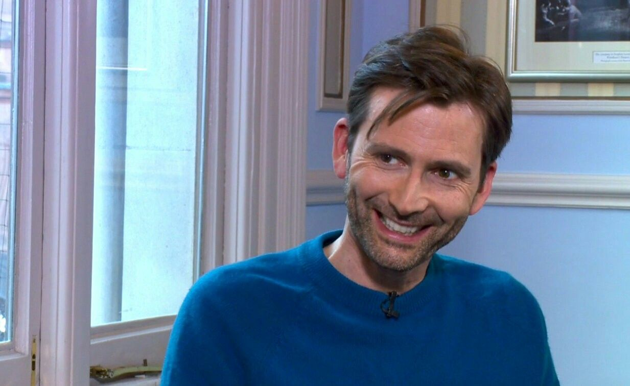 David on the Andrew Marr Show