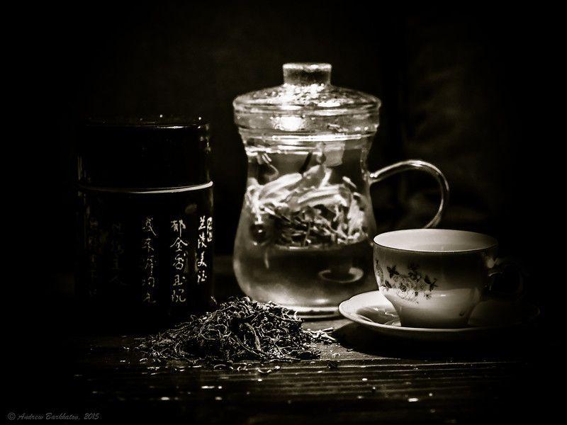 Благодарность за дар «Китайский чай»
