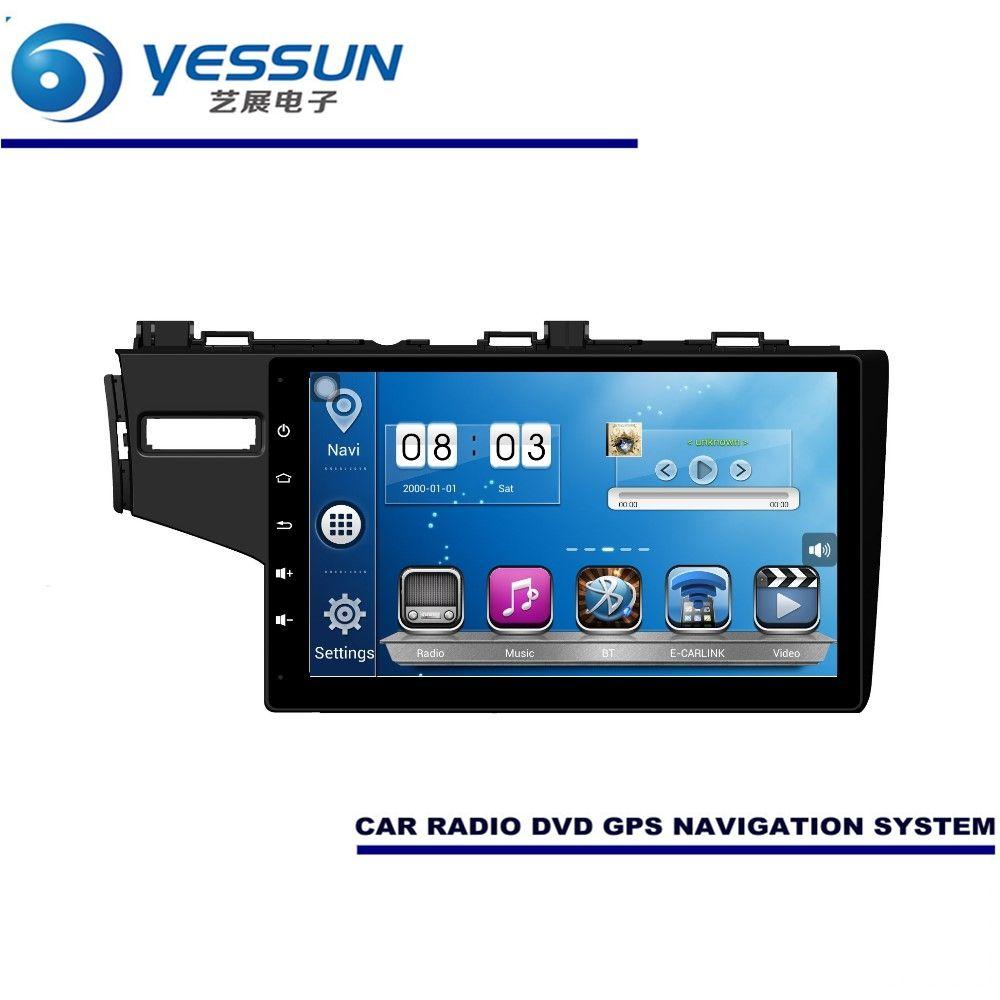 For Honda Fit Jazz City 20132016 Car Android Gps Navigation