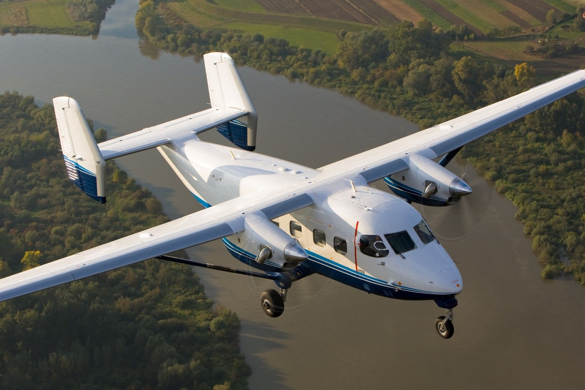 The M28 aircraft is a commutercategory class, multi