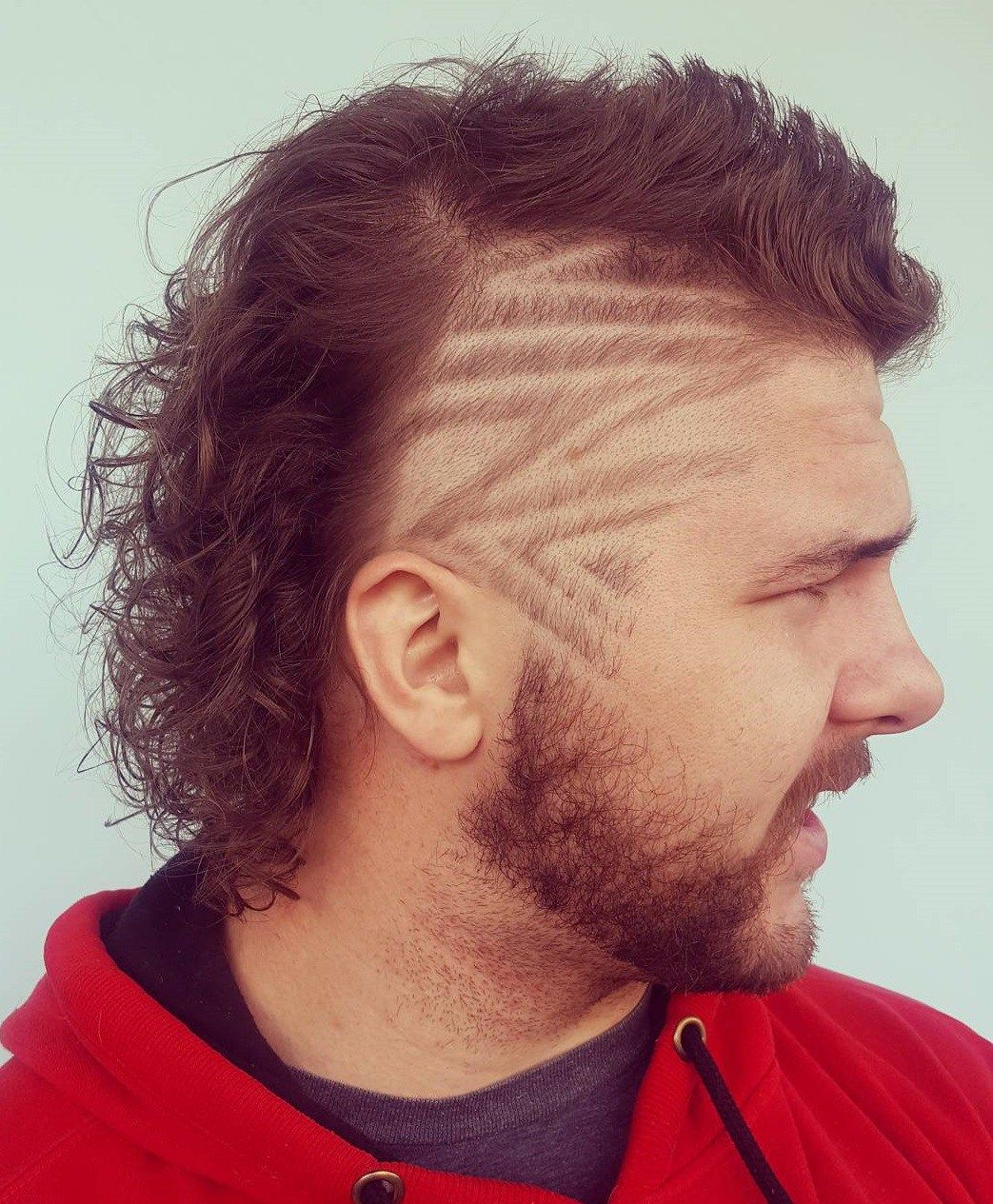 pics Mullet Haircuts: Party in the Back, Business in the Front