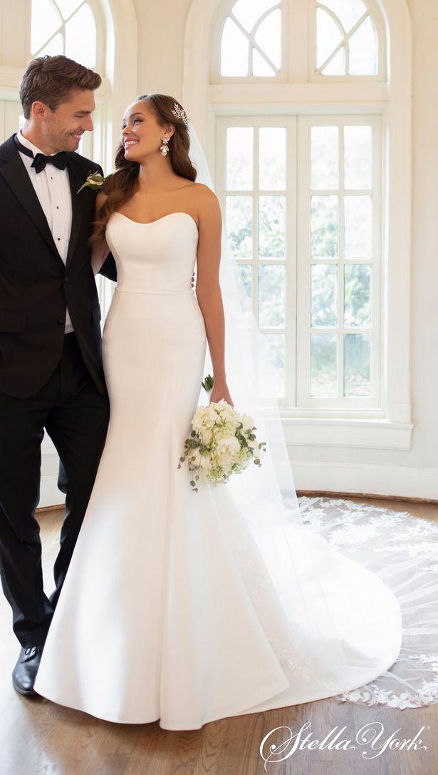Stella York 2020 Wedding Dresses - Belle The Magazine