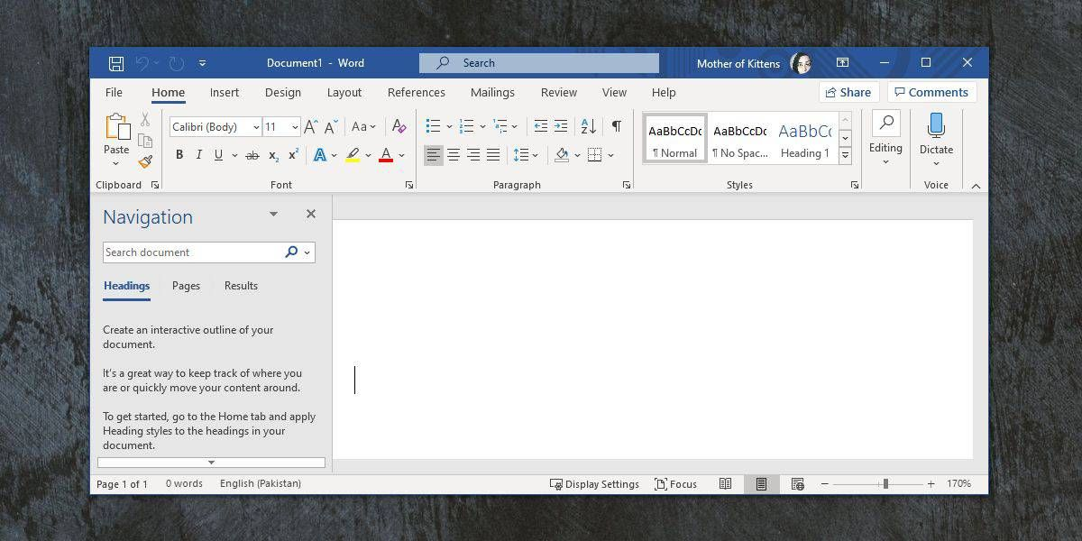 How To Hide The Search Bar On The Title Bar In Office 365 Microsoft Office Office 365 Office
