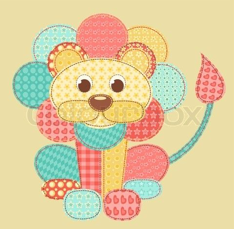 Patrones patchwork gratis animales patchwork want to - Patrones para colchas de patchwork ...