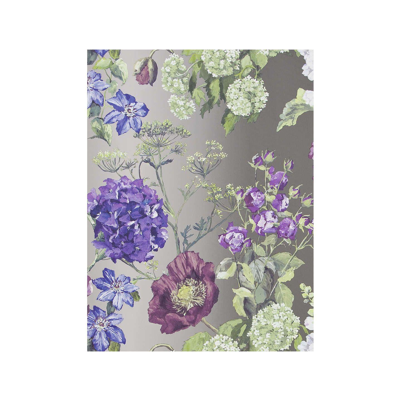 Designers Guild Alexandria Wallpaper, Amethyst, P623/03 印花