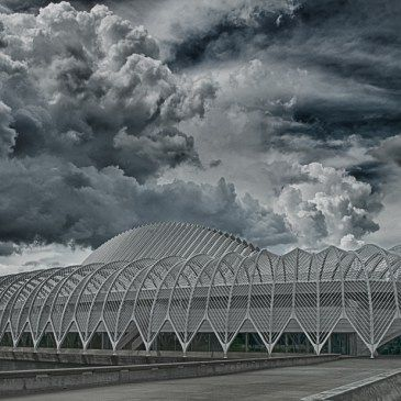 Florida Polytechnic University's IST Building: Awe-Inspiring Architecture!