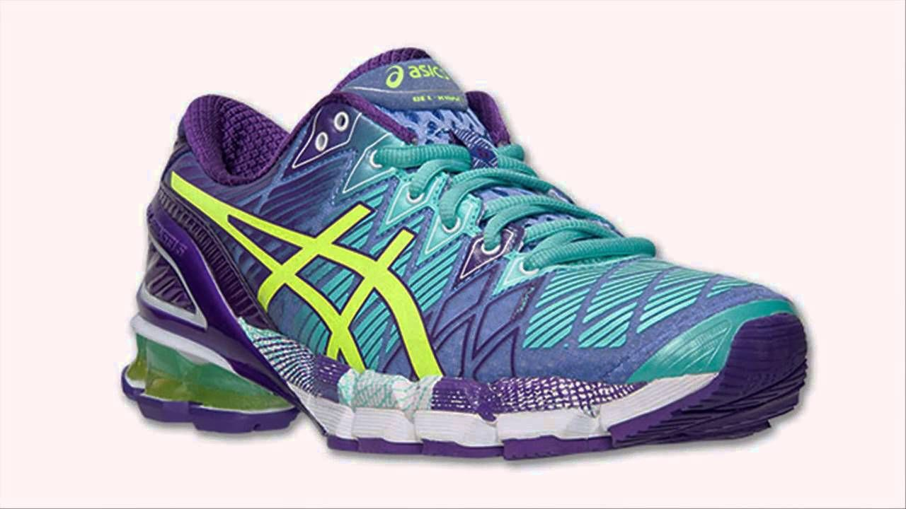 Asics Gel Kinsei Blue Womens Shoes