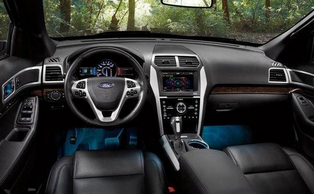 High Quality 2015 Ford Explorer Interior1 Images