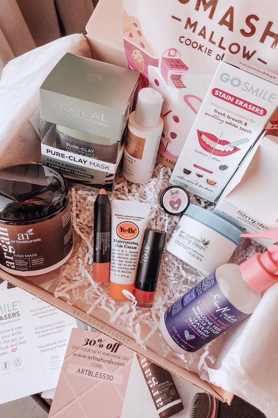 your beauty box