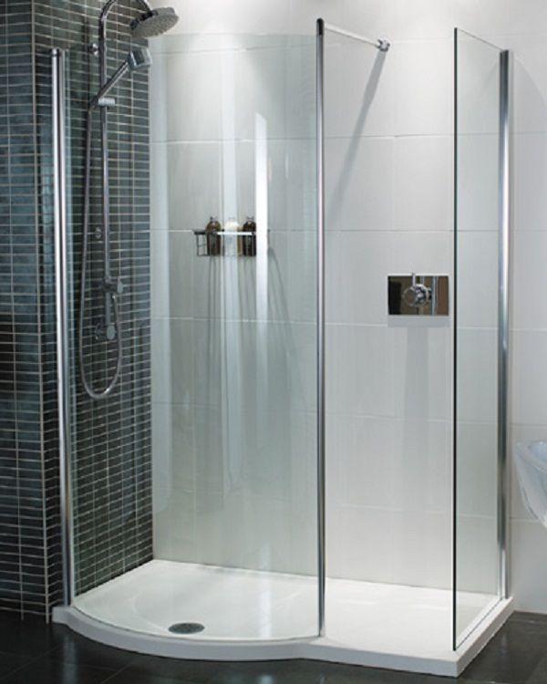 One Piece Shower Stall Units Modern Shower Shower Stall One