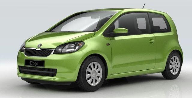 New Skoda Citigo Cars Vehicles Product Launch