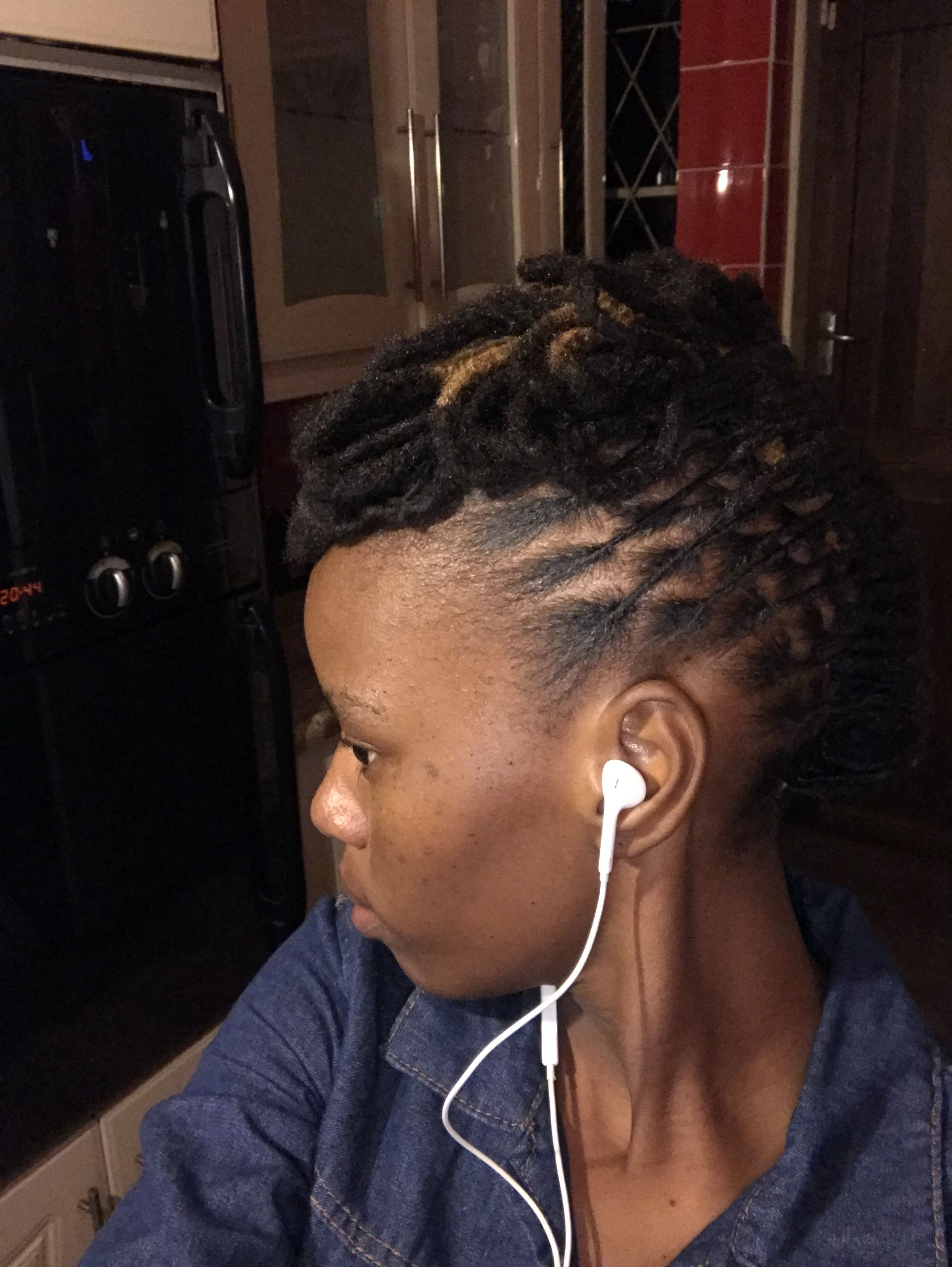 Pin by keneilwe dube on natural hairstyles pinterest