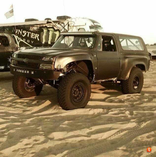 K5 Blazer Desert Runner