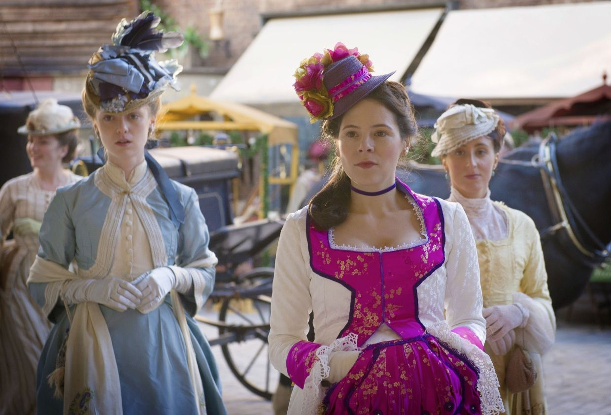 Bbc One S The Paradise Episode 7 Info Picture Gallery Bbc One Victorian Gown Picture Gallery