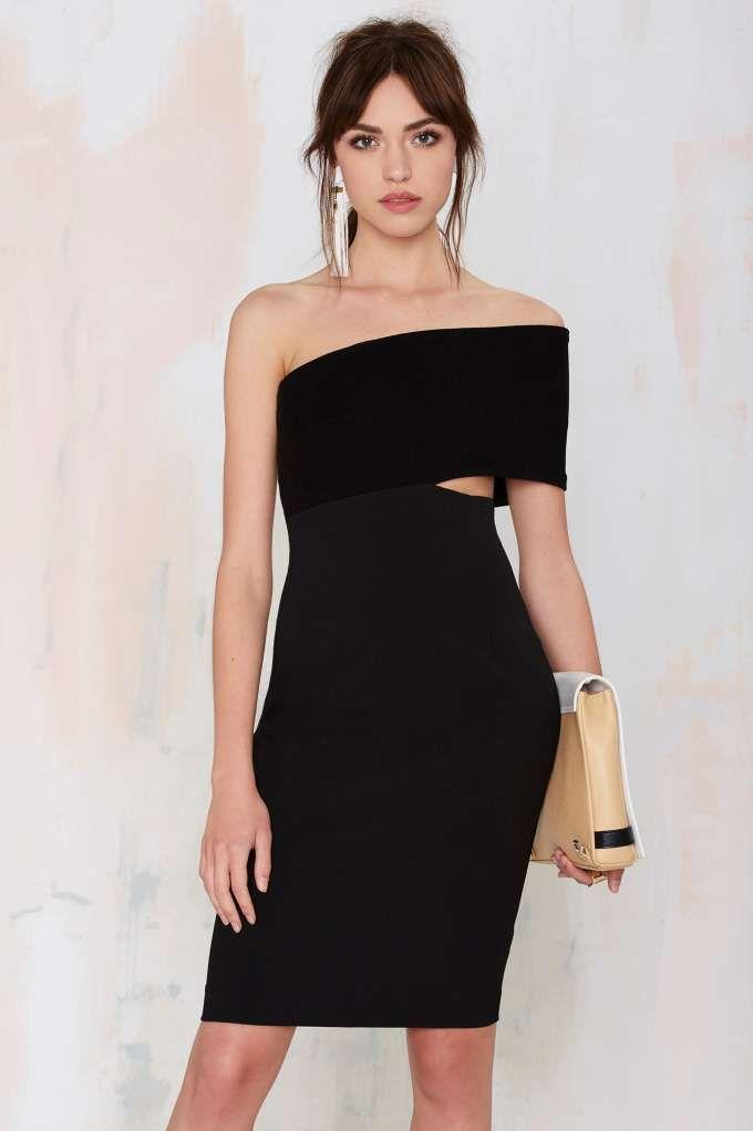 Solace London Renzo Midi Dress | Shop Clothes at Nasty Gal!