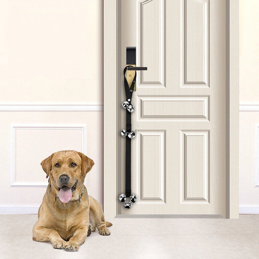 Dog doorbells premium quality training potty