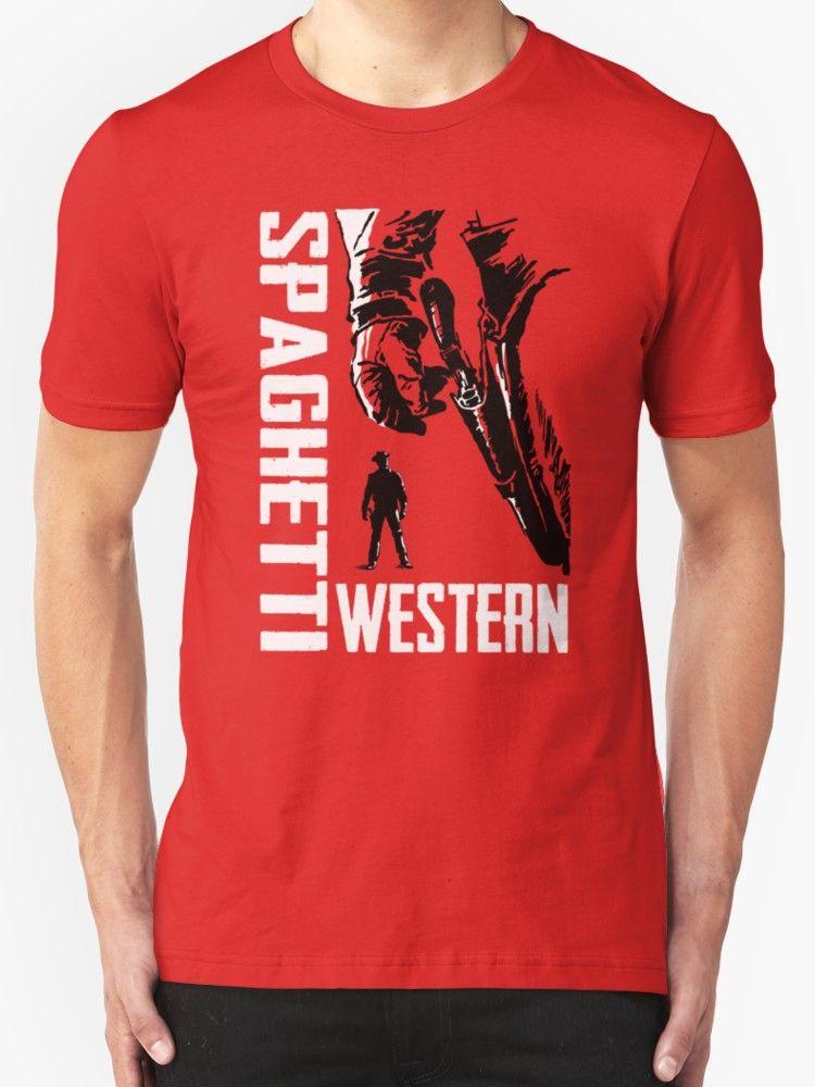 Spaghetti Western T-Shirt Design italowestern sergio leone sollima corbucci  clint eastwood movie film cinema. '