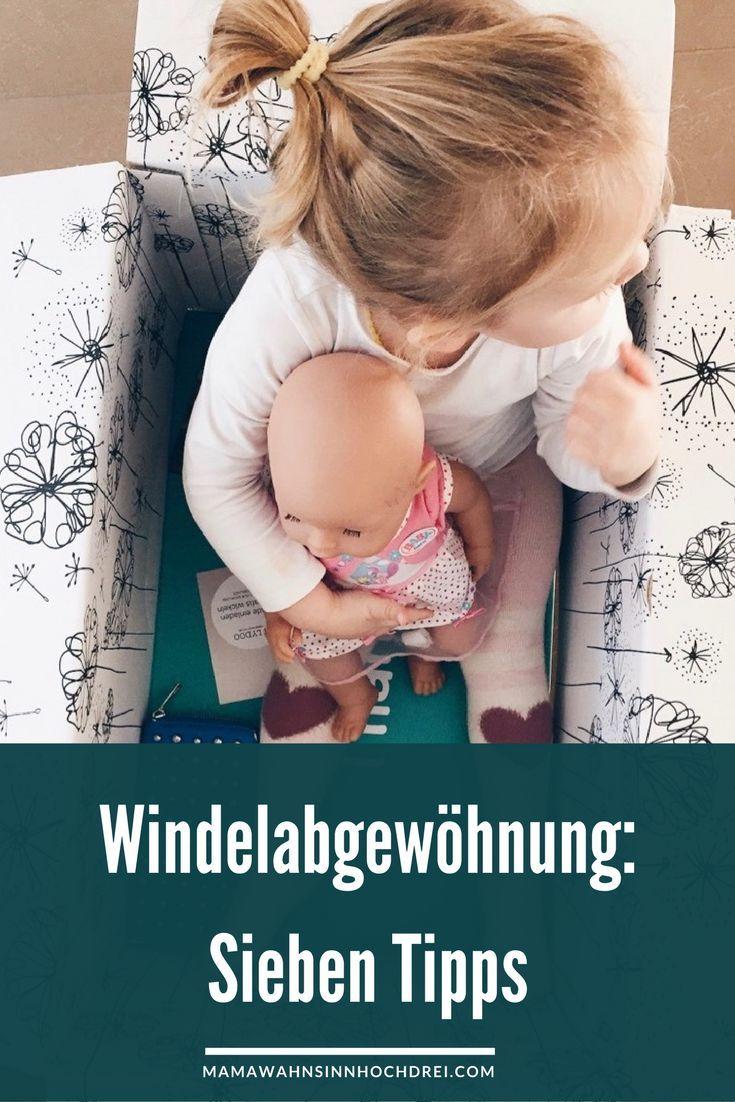 Windelabgewöhnung: Sieben Tipps