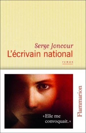 Joncour, Serge - L'écrivain national