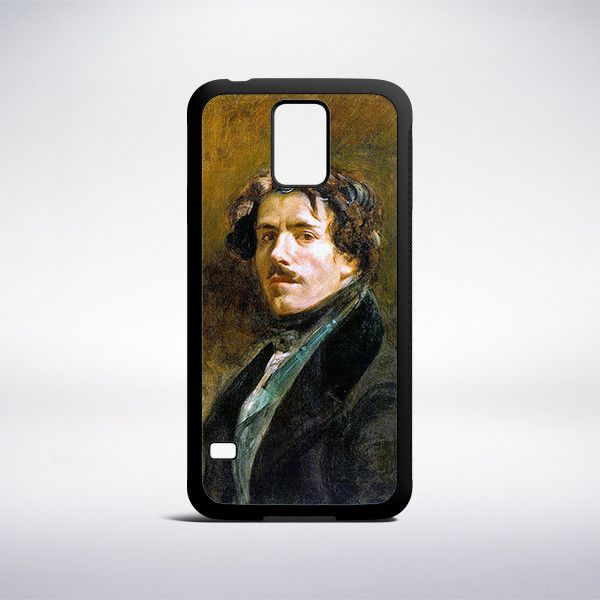 Eugene Delacroix - Self-Portrait Phone Case