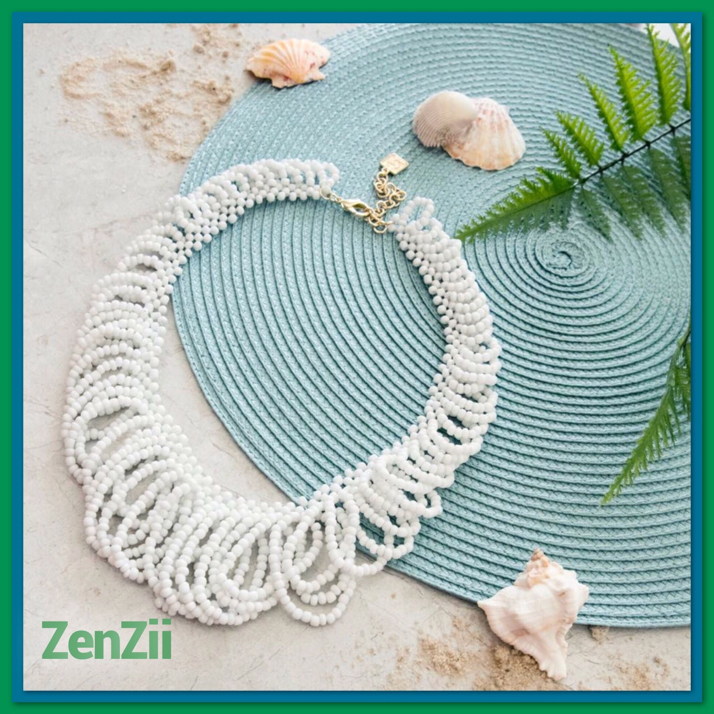 This ZenZii jewelery is Perfect for Summer! ZenZii