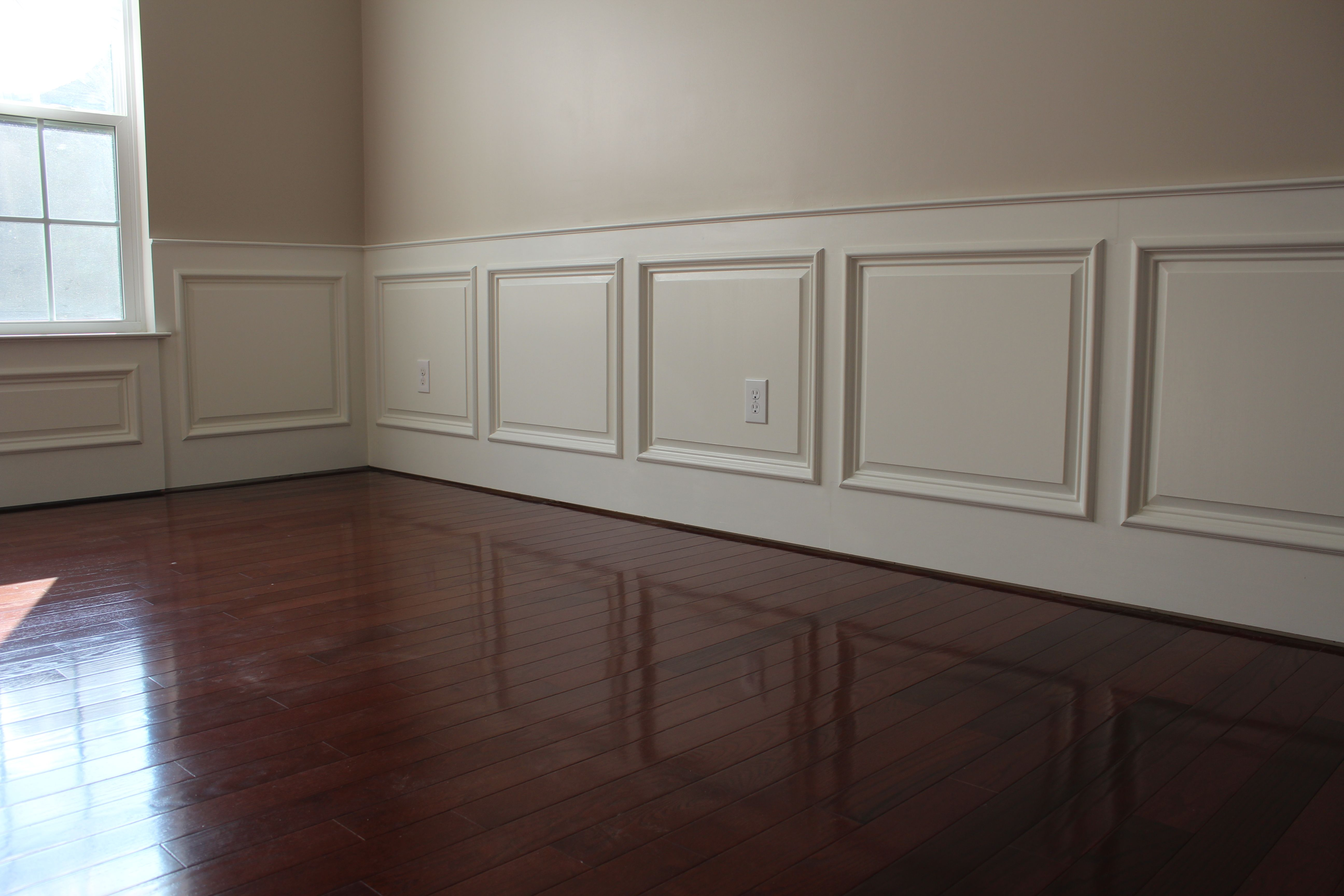 Google Image Result For Httpwwwourhomefromscratchwp Amusing Wainscoting For Dining Room Design Ideas