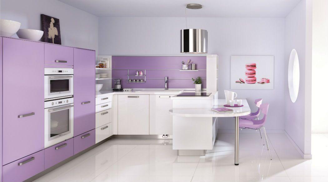 LOFT E130 MICRON SOFT LILAC MDF, matt micron lacquer Designer - schmidt salle de bain