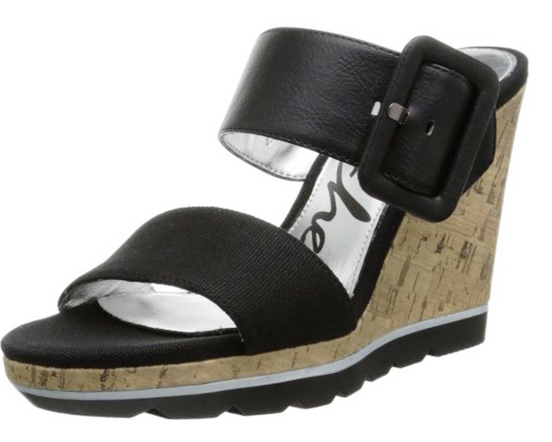 b7748121514 Skechers Women s Cutting Edge Luggy Wedge Sandal Haven t tried them yet