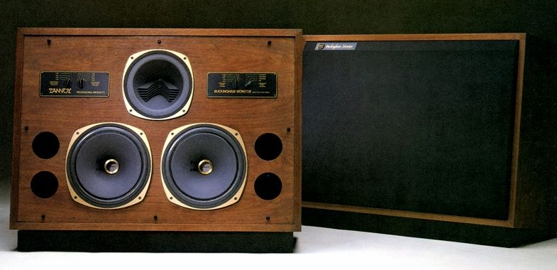 1980 39 tannoy buckingham monitor audio krempel i like. Black Bedroom Furniture Sets. Home Design Ideas
