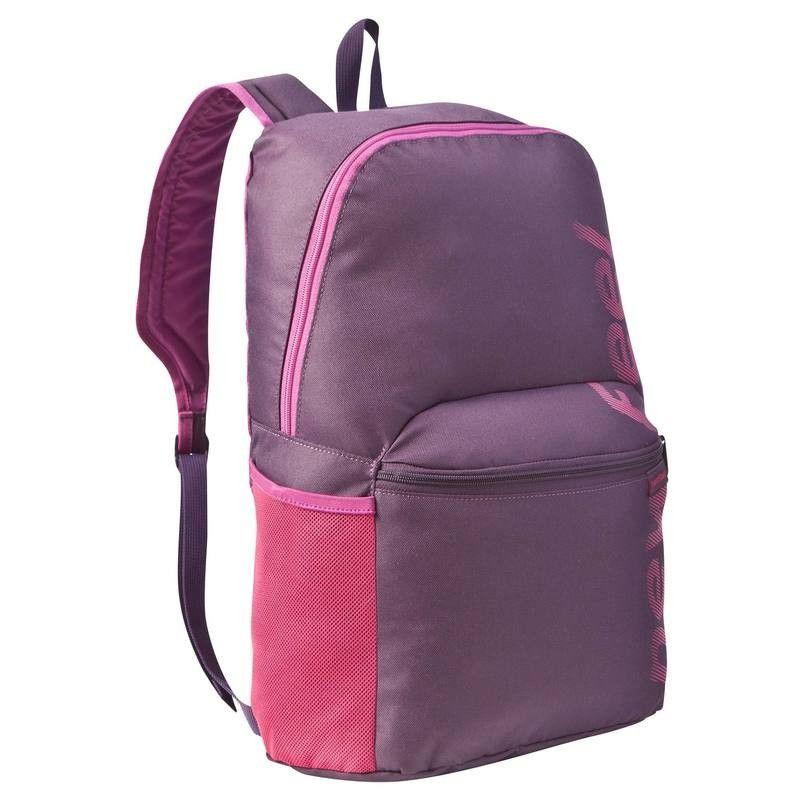 8a94a8a939f5 Abeona 140 lila/rózsaszín hátizsák, 20 l NEWFEEL | Decathlon ...