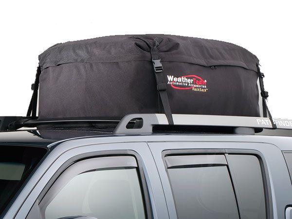 weathertech racksack roof cargo bag