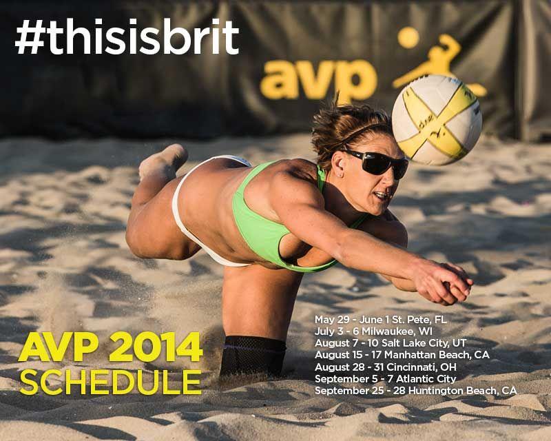 The Avp Pro Beach Tour Schedule Is Out 2014 Huntington Beach Manhattan Beach Usa Beaches