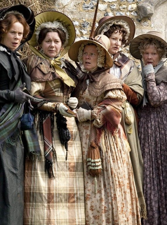 The enchanting adaptation of Elizabeth Gaskell's Cranford marked a superb return to form for BBC period drama.