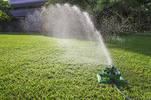 Mid Century Modern Lawn Sprinkler Garden Sprayer